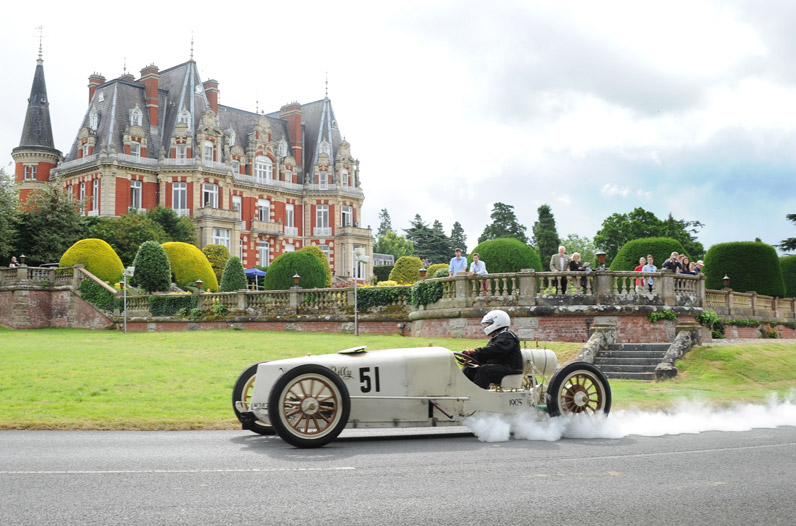 <h3>Chateau Impney Hill Climb</h3>